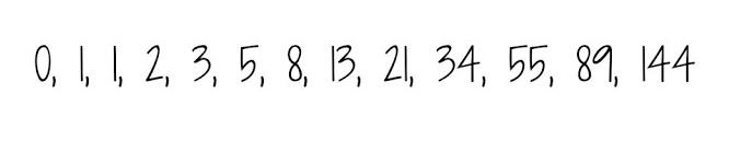 Fibonacci Sistemi Sayı Dizimi